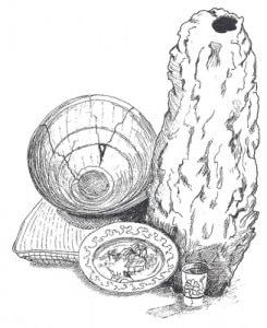 September 2005 Newsletter Cover Art by Christine Bainbridge