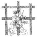 April 2005 Newsletter Cover Art by Christine Bainbridge