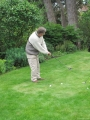 Testingthe putting (by an expert)