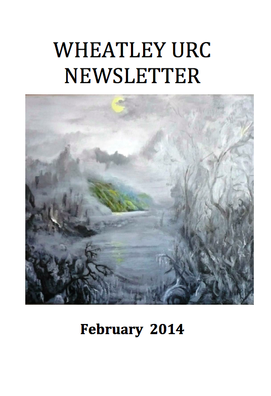 2014 02 Wheatley URC Newsletter