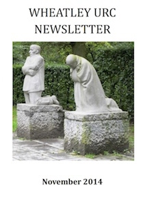 2014 11 Wheatley URC Newsletter