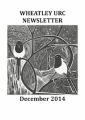 2014 12 Wheatley URC Newsletter