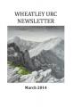 2014 03 Wheatley URC Newsletter