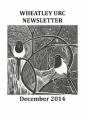 2014 12 Wheatley URC Newsletter