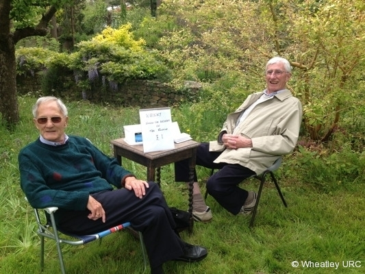 2015 Fete - Colin and Jim
