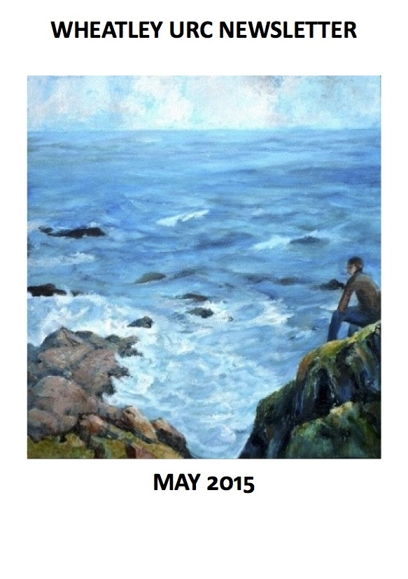 WURC Newsletter Cover May 2015