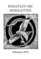 Wheatley URC Newsletter February 2015