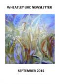 WURC Newsletter Cover September 2015