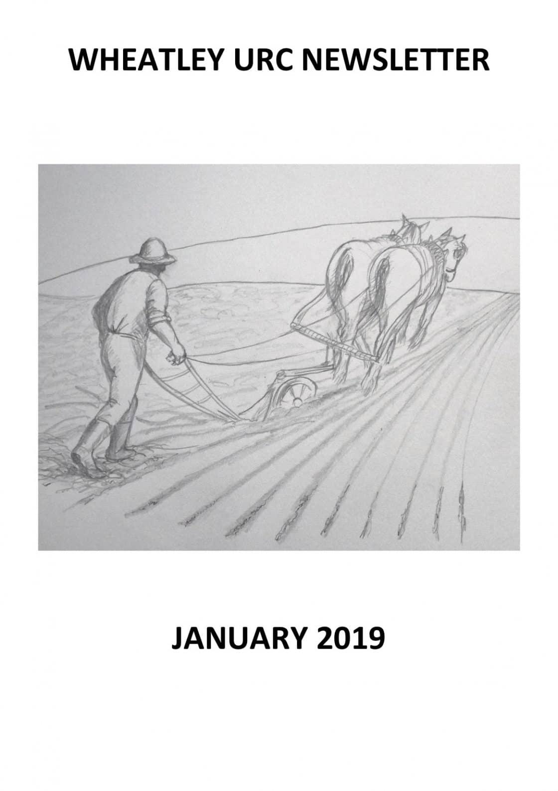 2019-01-WURC-Newsletter