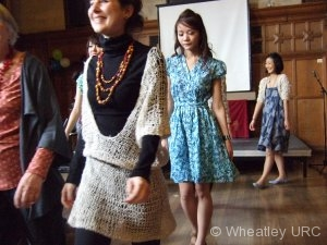 Fairtrade Fashion Oxford 2011