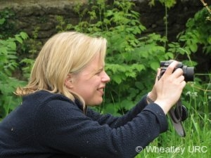 The minister as photographer