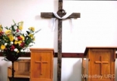 Easter Day - the empty cross