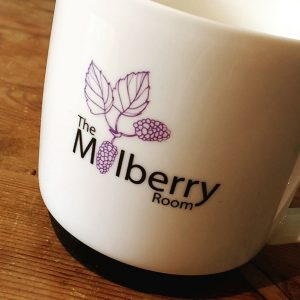 Mulberry Room Mugs - available now